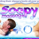 Brandy Blair at Soapy Massage